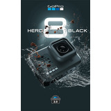 Cam Gopro Hero Black 8 4k 12mp Live Streaming Stabilization