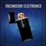 Encendedor / Yesquero Electrónico Táctil Para Cigarrillos