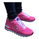 Zapatos Nb Dama Deportivos Colombianos Gym