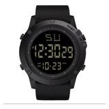 Reloj Digital Original Tactico Militar Con Luz Led