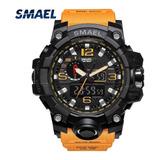 Reloj Smael 1545 Militar Deportivo Varios Colores Disponible