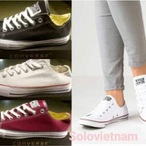 Zapatos Converse Made In Vietnam