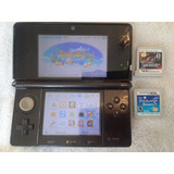 Vendo O Cambio Nintendo Ds 3d Con Forro Cargador Y Juegos
