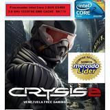 Procesador Intel Core2 Duo E8400 3.0ghz 1333mhz 775 10vd