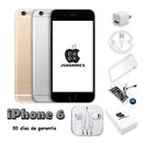 iPhone 6 16gb 64gb Liberado 4g Tienda Chacao 1 Mes Garantia