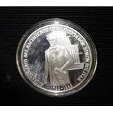 Moneda De Plata Bicentenario Del Nacimiento Simón Bolivar