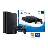 Playstation 4 Slim 1tb Nuevo (300)