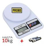 Peso Balanza Cocina Digital Comida Sf-400 10kg /1g Y Onzas