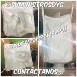Big Bag Sacos Industriales Nuevos Y Usados De 1000kg Fabrica