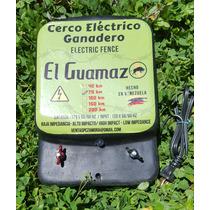 Cerca Electrica Ganadera Energizador Impulsor 70 Km