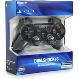 Control Ps3 Inalambrico Dualshock Playstation 3 Tienda Ccct