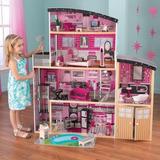 Casa Muñecas Barbie Kidkraft Somos Fabricantes Fotos Reales