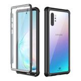 Forro Estuche Antigolpe 360 Samsung S10 Plus Note 9 10 Plus