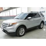 Ford Explorer Limited - Blindada -