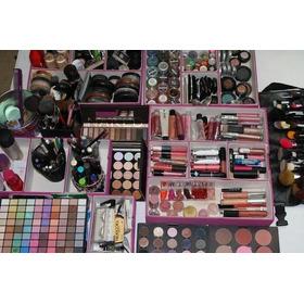 Combo De Maquillaje 23 Productos Compactos Bases Blush