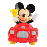 Auto Gracioso De Mickey Mouse Fisher Price Disney