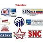 Registro De Compañias Y Firmas Personales Con Rif Economicas