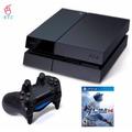 Playstation 4 De 500gb Control Dualshock 1 Juego Ps4 Sony