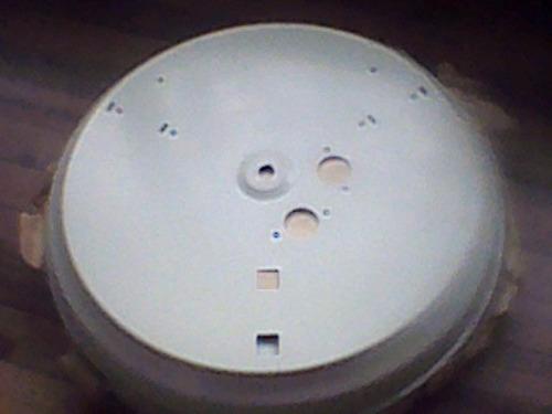 Plafones lamparas fluorescentes redondas 22 y 32 vatios bs - Lamparas y plafones ...