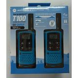 Radio Walkie Talkie Motorola Talkabout T100