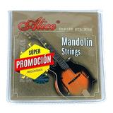 Cuerdas De Mandolina Alice