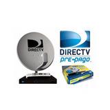 Kit Directv  Hd Prepago Con Antena