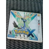Juego Pokemon X Para Nintendo  3ds