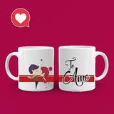 Tazas Personalizadas - Día De Los Enamorados - Diseño Gratis