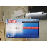 Nintendo Dsxl 3d Color Azul