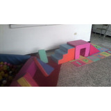 Alquiler De Baby Gym Carritos Littles Para Tus Fiestas Combo
