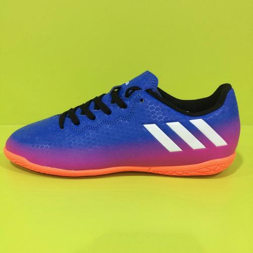 Zapatos adidas Futbol Sala Junior - Messi 16.4 - Bb5657 dba90aad50685