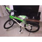 Bicicletas Tipo Bmx Rin 20 Verde