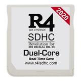 R*4 2020 +1200 Juegos Ds + Memoria 32gb Oferta