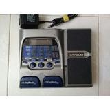 Pedalera Digitech Rp200 Para Guitarra - Programable