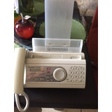 Teléfono Fax Sharp Modelo Ux-p100