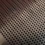 Lamina Microperforada Acero Al Frio 40x75 Circular 3 Mm
