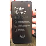 Xiaomi Redmi Note 7 Con Lector De Huella 64gb Somos Tienda