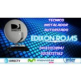 Servicio Tecnico Directv, Movistar, Inter.satelital,