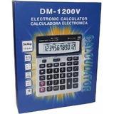 Calculadora Casio Dm-1200v 12 Digitos. Mayor Y Detal.