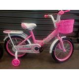 Bicicleta Rin 12 Niñas. Oferta Nuevas Y Armadas.