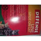 Oferta Pipeta Para Gatos Defense Line Spot