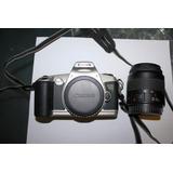 Cámara Fotográfica Canon Analógica Eos 500n New