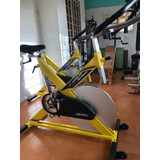 Bicicleta De Spining Marca Lifefitness