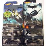 Hot Wheels Batman Serie 2015, Originales - Precio Por Los 6