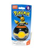 Pokemon Pokeball (poke Bolas) Eevve - Mega Construx - Orgina