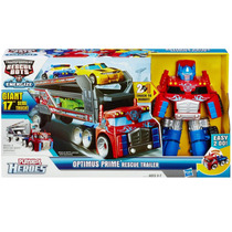 Transformers Rescue Robots Energize Optimus Prime - Vlf