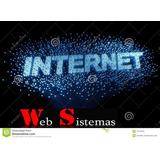 Venta De Internet, Para Empresas Y Hogar. No Necesitas Línea