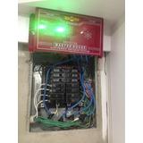 Protector De Voltaje 220v 120amp Por Fase