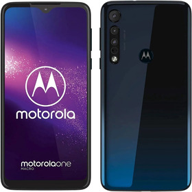 Teléfono Motorola One Macro 4gb Ram 64gb 6.2'' 128 Gb Rom