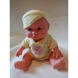 Muñeca Bebé Con Sonidos /muñeca Con Bolso /mi Primera Muñeca